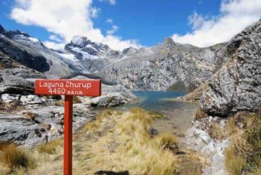 Laguna Churup Trekking