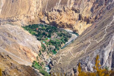 Lima, Colca Canyon,  Machu Picchu 10 Days 9 Nights.