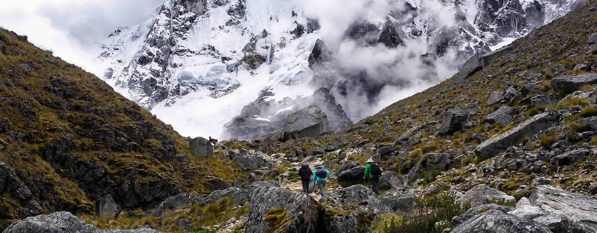 Salkantay Trek to Machu Picchu 8 Days