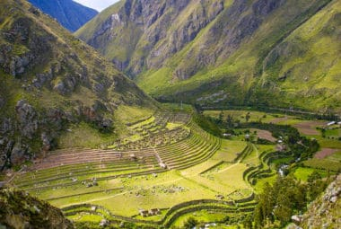 The Lost City of the Inkas, Machu Picchu