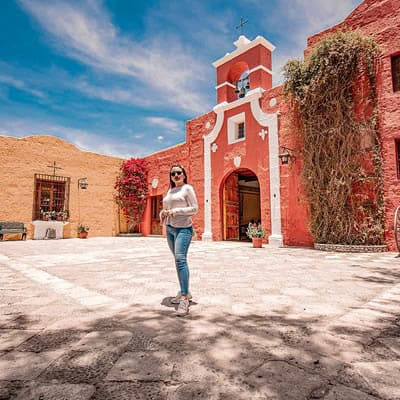 Full Day City Tour Arequipa