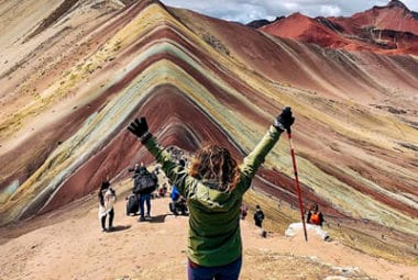 Full Day Tour to Rainbow  Mountain Vinicunca