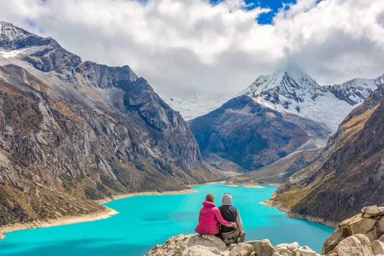 How to get to the Parón Huaraz lagoon
