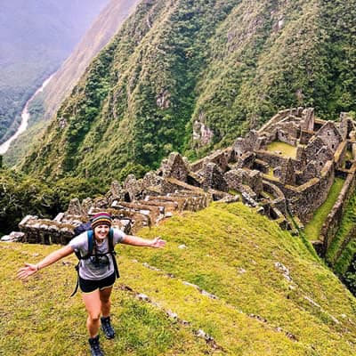 Inca Jungle  to Machu Picchu