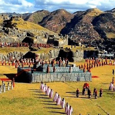 Inti Raymi, Festival of The Sun 24th of june