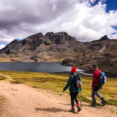 Lares Trek, Quiswarani to Machu Picchu
