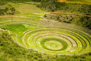Hiking to Maras, Moray, Salt Mines, Sacred Valley,  Machu Picchu