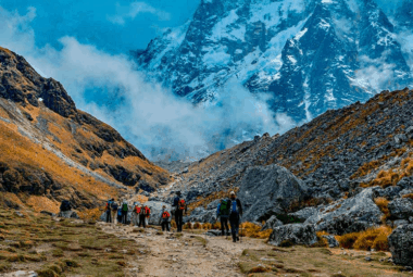 Salkantay Trek to Machu Picchu 8 Days 7 Nights