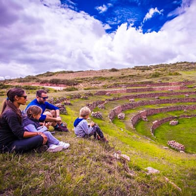 Cusco City Tour, Sacred Valley,  Machu Picchu