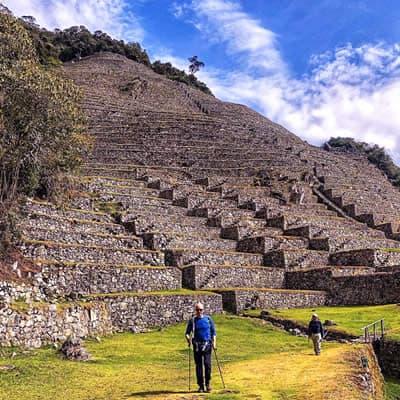 Inka Trail, Machu Picchu