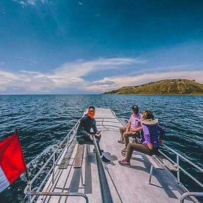 Machu Picchu, Titicaca Lake, Puno