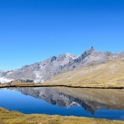 Hike To Yanacocha Lake, Cuzco, Sacred valley, Machupicchu