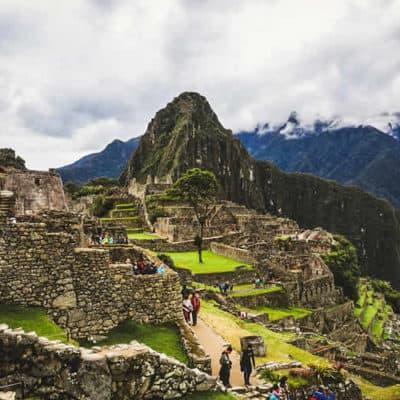 Lares Trek, Cuncani to Machu Picchu