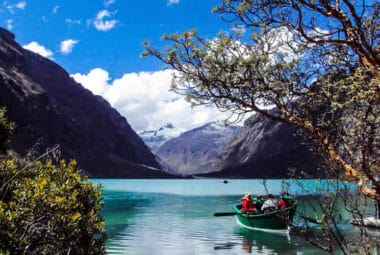 Full Day Tour To Lake Llanganuco