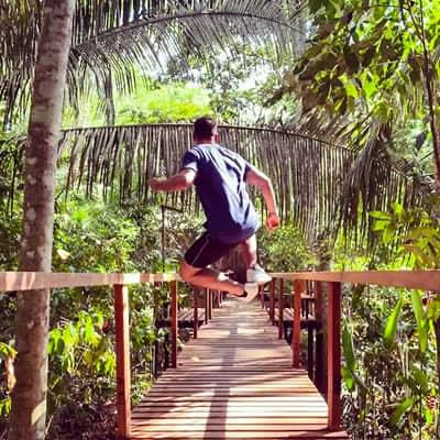 Peru Amazon Tours  Macaw's Clay Lick & Sandoval Lake