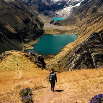 Cordillera Huayhuash 10 Days Trek